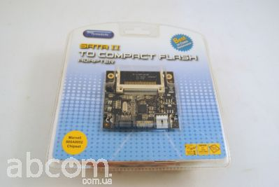SATA II To Compact Flash Adapter