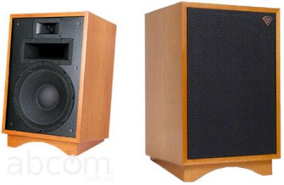 Klipsch HERESY III Walnut